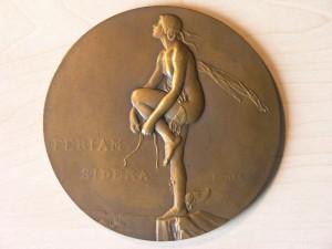 Medal Bronze from Dammann RR