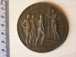 Medal Olympiad Anvers 1920 RR