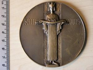 Medal Bronze from P.M.Dammann RR