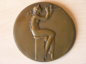 Medal Bronze from P.M.Dammann RRR