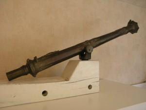 Bronze Swivel Canon 1600 RR