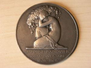 Medal Silver of P.M.Dammann