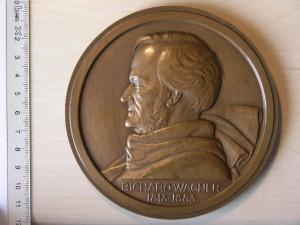 Medal Bronze from L.Bazor RR